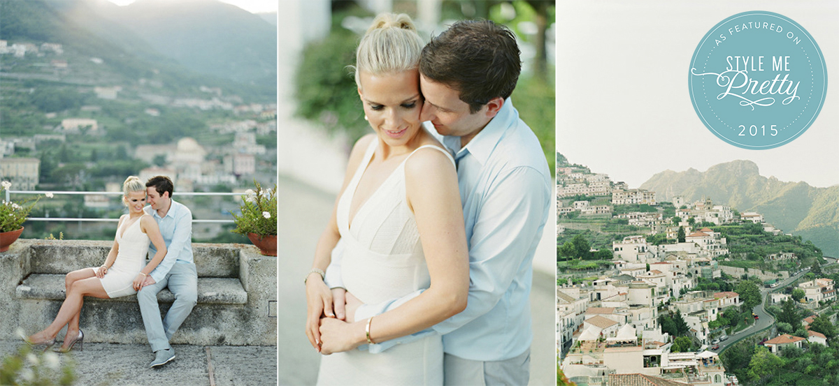 Ravello Engagement photo shoot