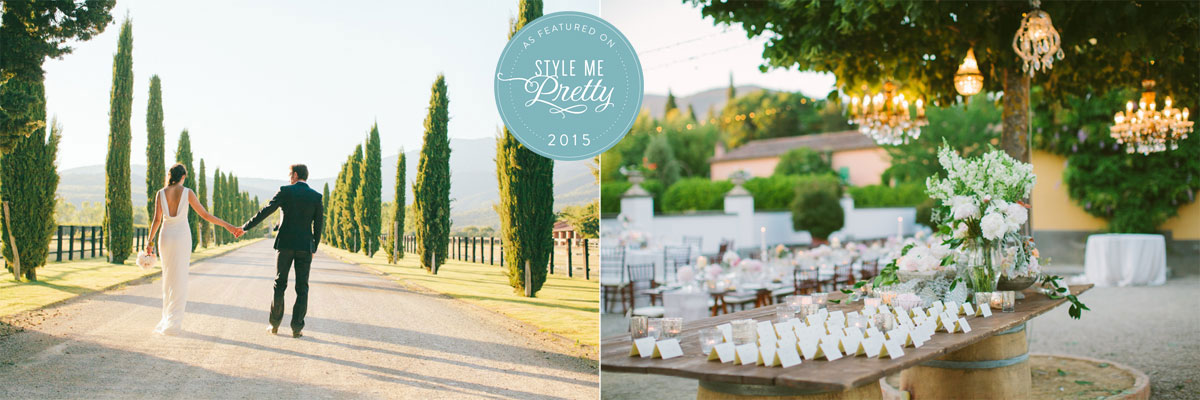 Jewish Wedding Planner in Tuscany Italy