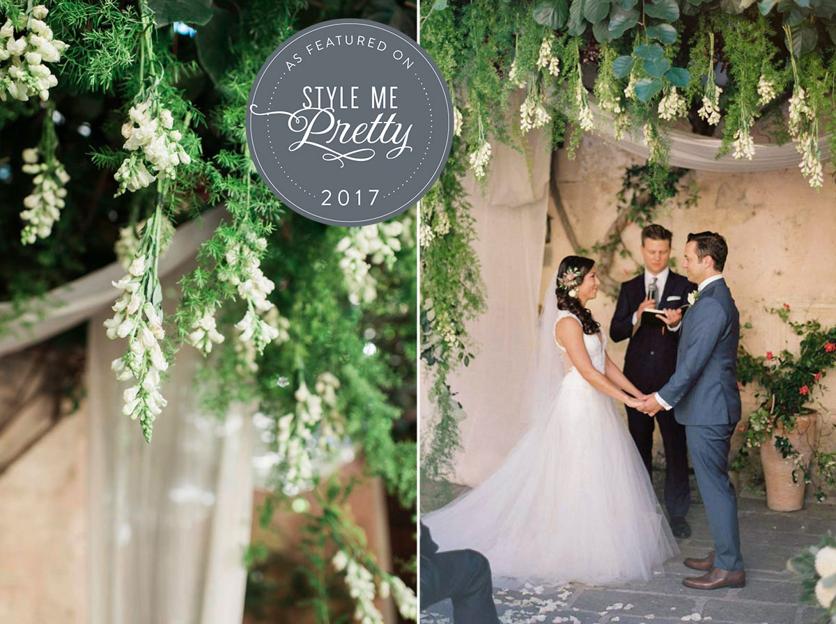 Tuscany Wedding at Il Borro Ferragamo Villa