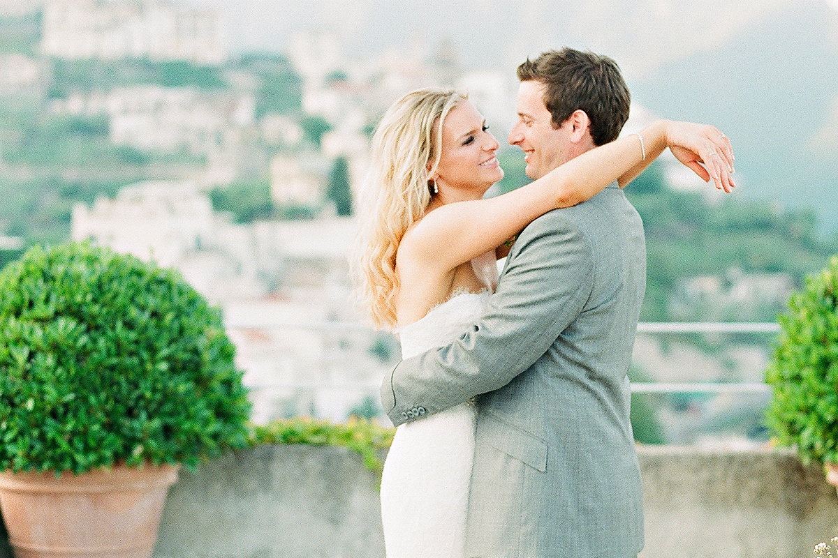Amalfi Coast wedding planner Ravello