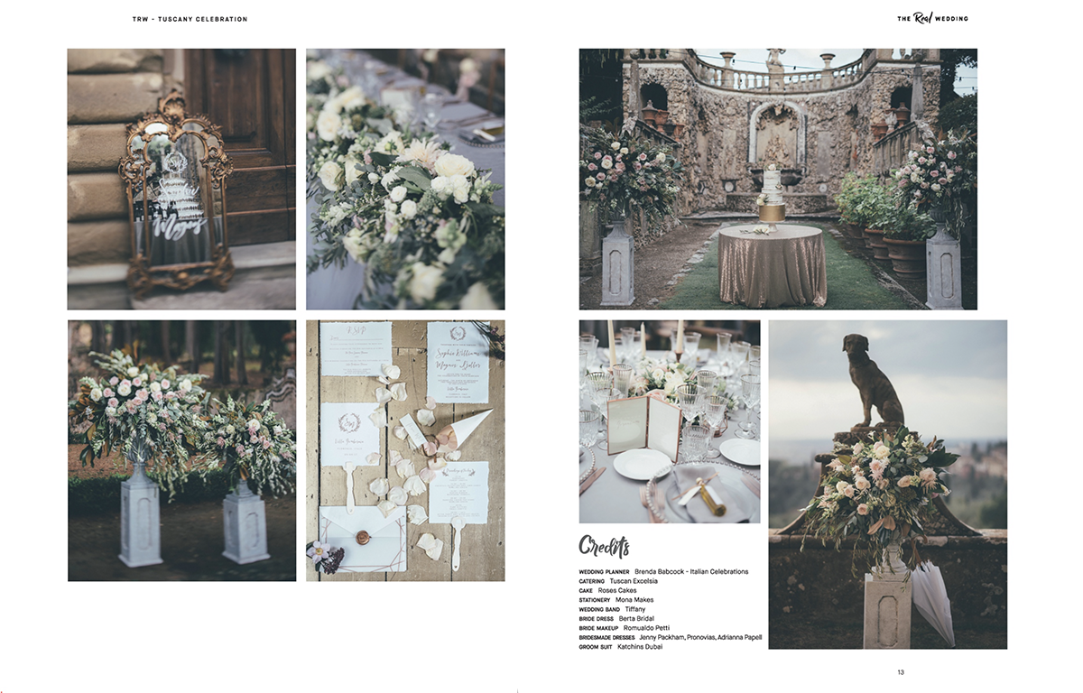 Florence-Tuscany-vintage-garden-wedding-featured-on-The-Real-Wedding