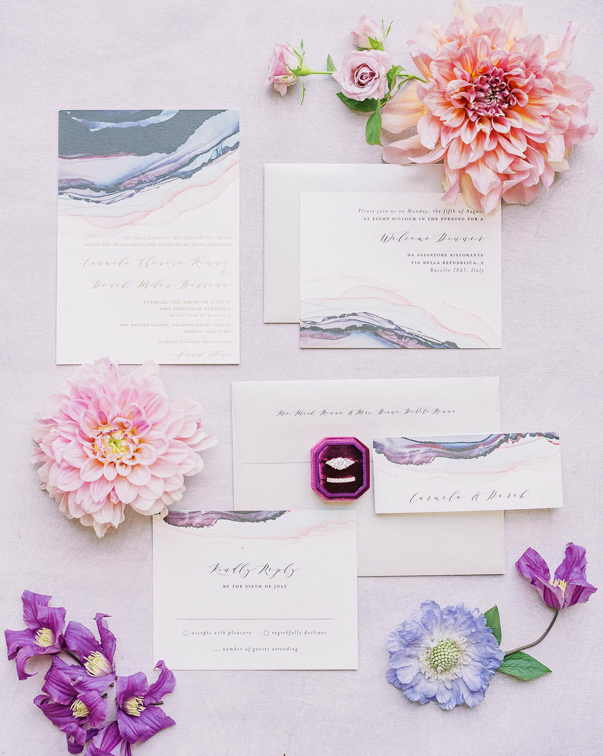 purple-and-pink-wedding-flowers-luxury-wedding-design-planner
